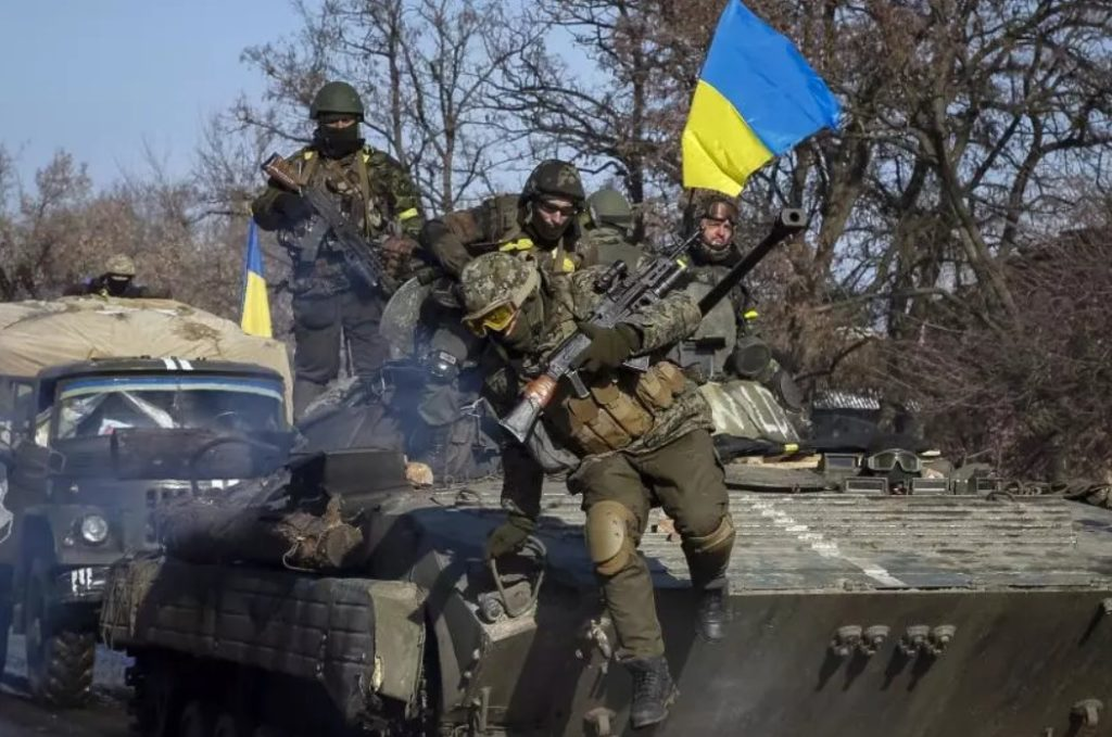 DPR Military Claims Ukrainian Side Lost 282 Fighers In Period Between April 30 And May 20