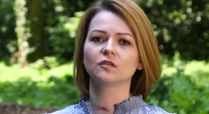Yulia Skripal Makes First Public Statement After Poisoning