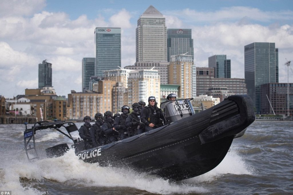 London Becomes One Of Most Dangerous Cities Around World