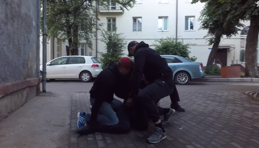 Russia's FSB Detained 8 Suspected ISIS Recruiters In Kaliningrad