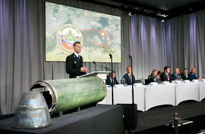 "MH17 Downed by Missile Launcher ""From Russia"", No Proof Provided: Investigators"