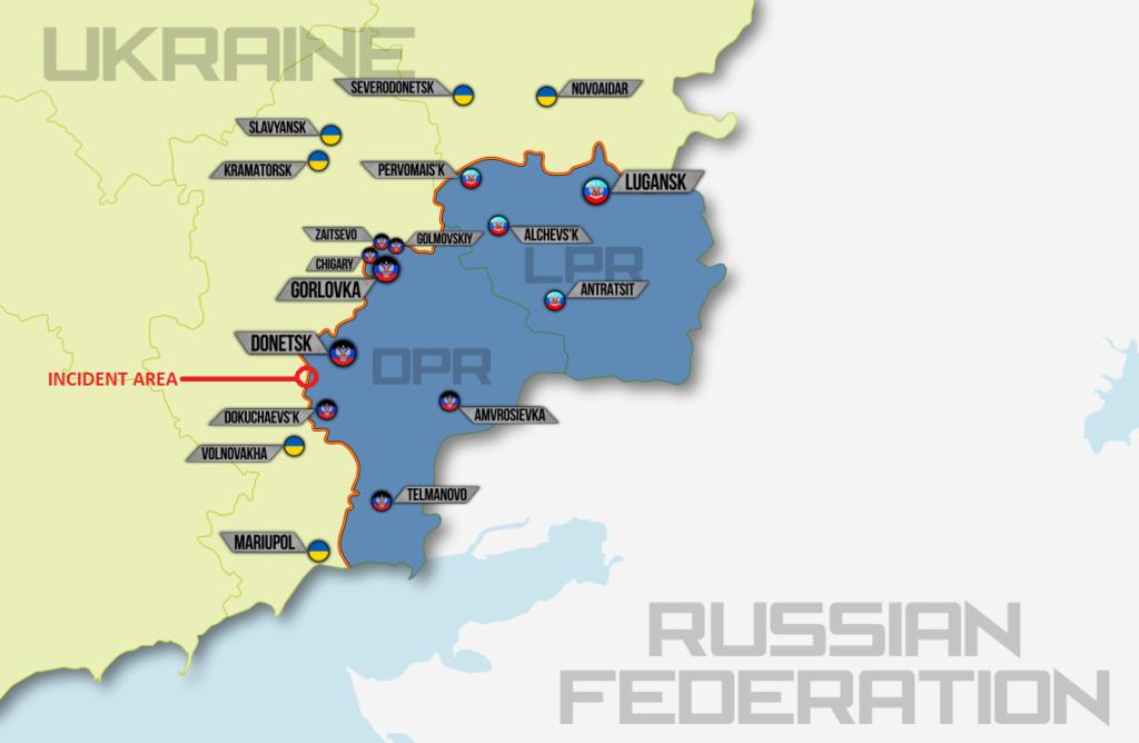 DPR Forces Eliminate Ukrainian Sabotage-Reconnaissance Group Near Donetsk