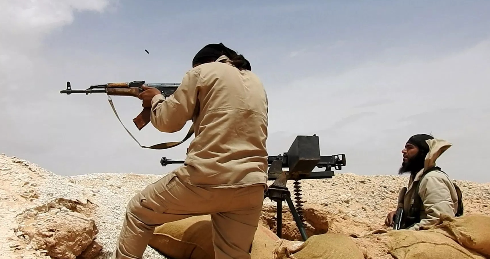 ISIS Ambushes Unit Of Syrian Army Southeast Of Palmyra, Several Soldiers Killed And Injured