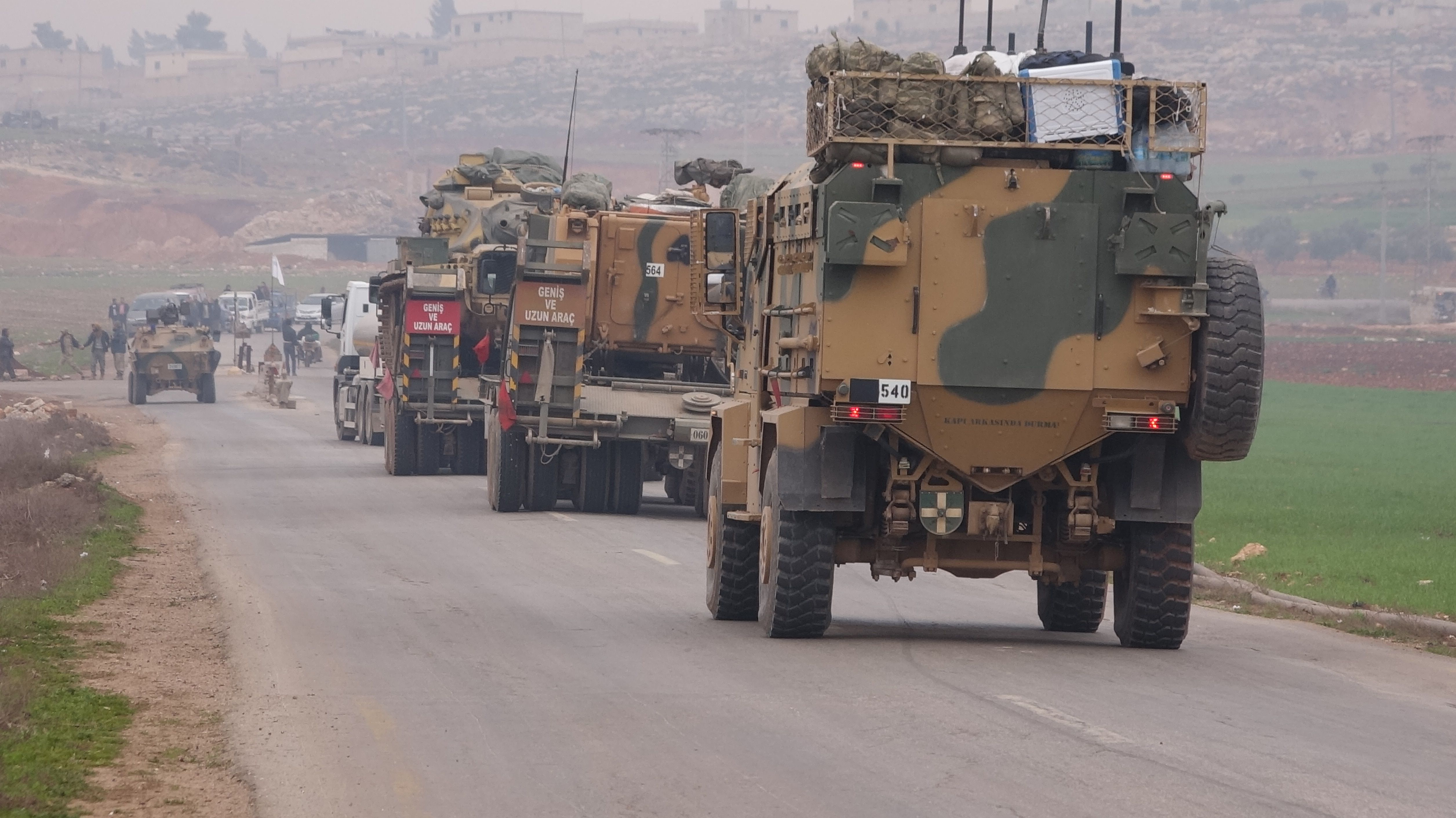Russian, Turkish And Iranian Forces Will Open Key Highway In Idlib Governorate – Report