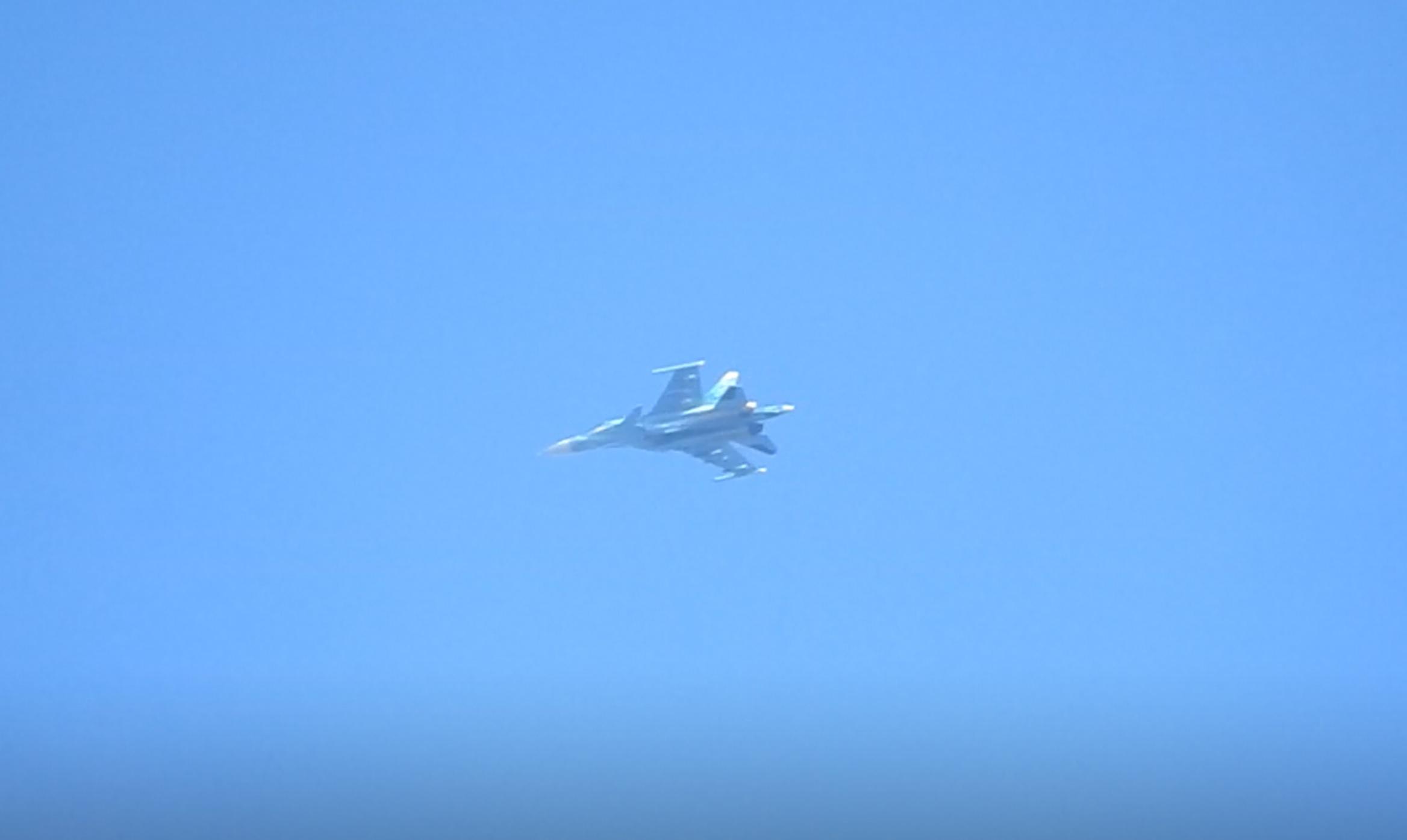 Russian Warplanes Strike Militants In Northern Lattakia Following Attack On Syrian Army