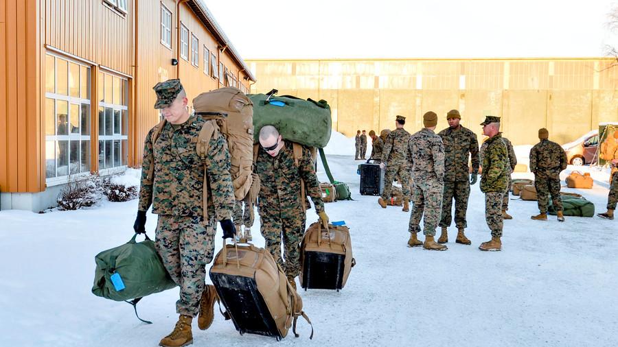 Norway Wants More U.S. Marines Deployed