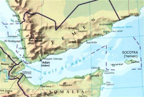 Yemen and The Militarization of Strategic Waterways