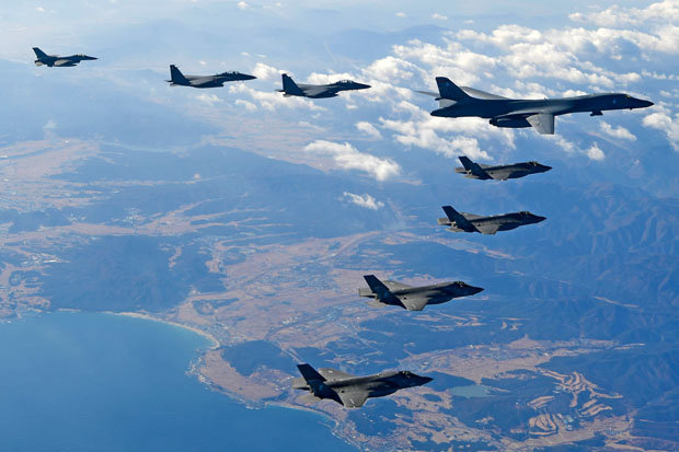 Pentagon Says US Suspends Major Military Drills With South Korea After Trump-Kim Deal