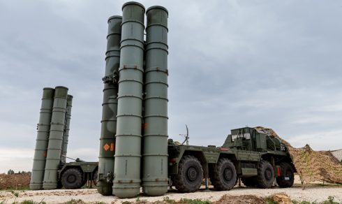 US Warns India Not to Buy Russian Weapons