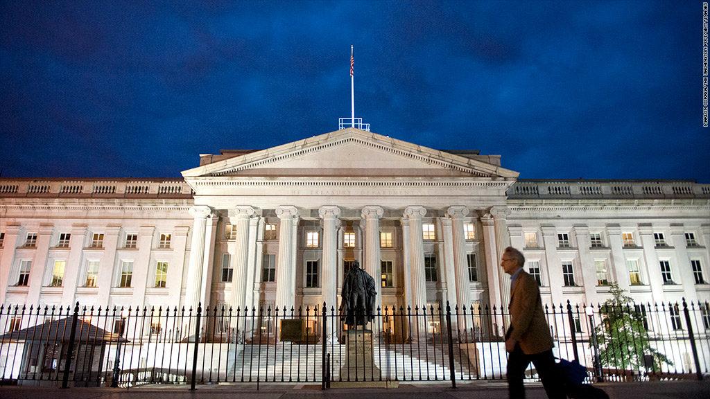 Russia Sells Half Of Its US Treasury Bonds