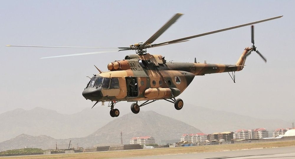 Pentagon: Russian Mi-17 Helicopters Often Superior to Black Hawks In Afghan Conflict