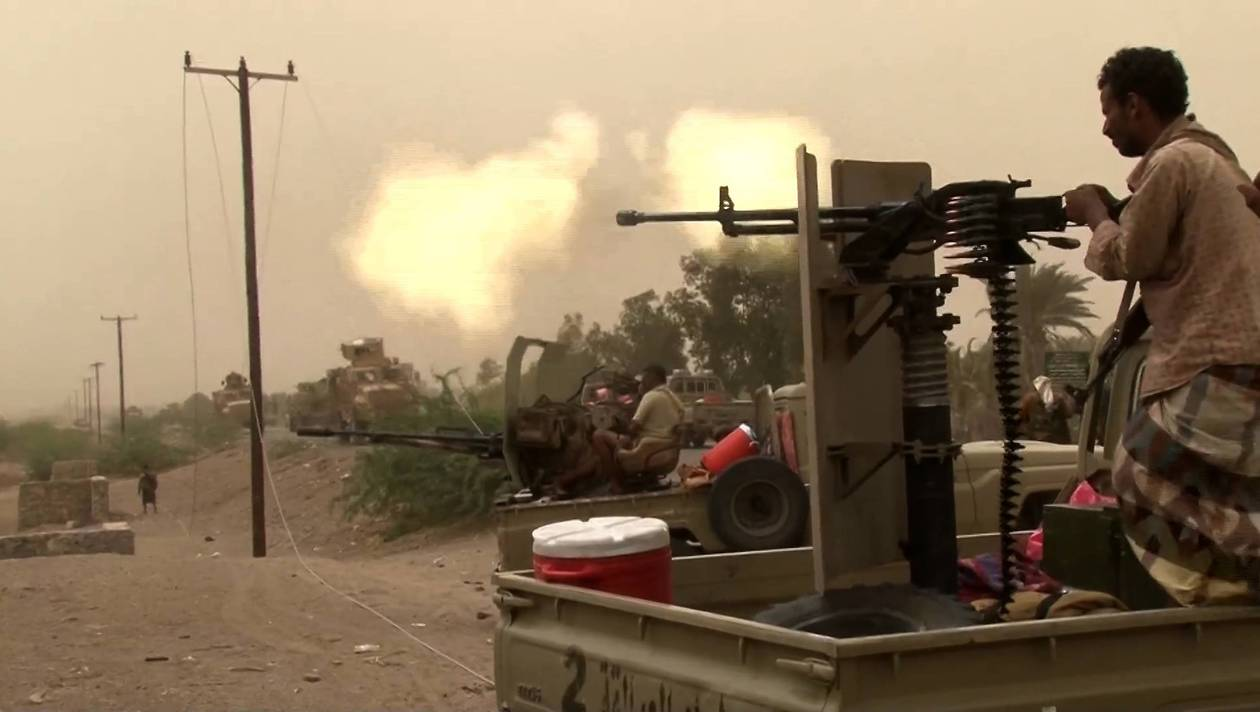 Saudi-led Coalition Deploys Special Forces Trained For Urban Warfare South Of Al-Hudaydah
