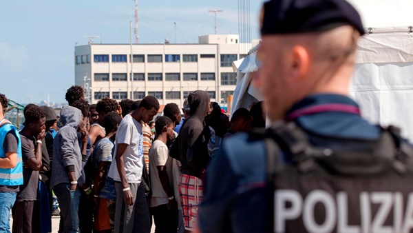 Italy Wins First Showdown Over Migrants