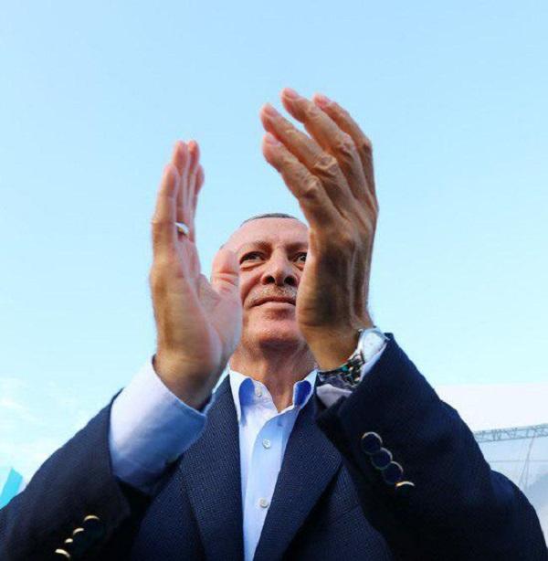 Erdogan Says Turkey-US Patrols Launched In Syria's Manbij