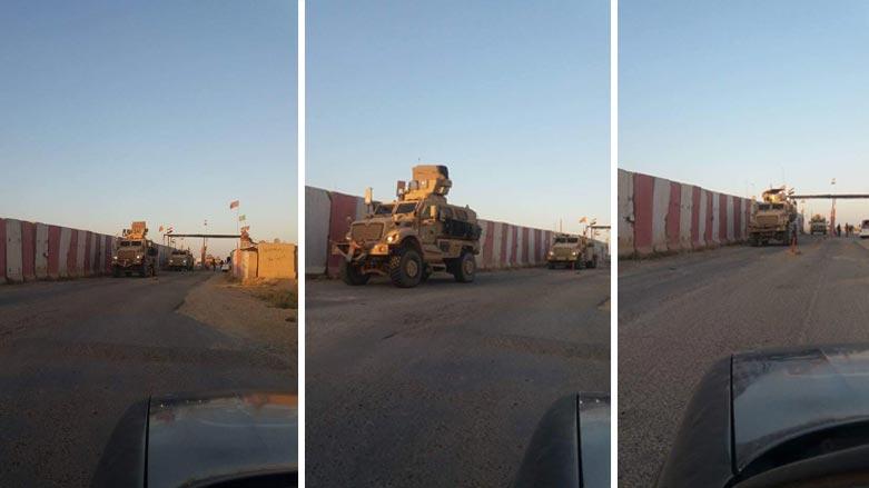 US Forces Set Up Military Facility At Syrian-Iraqi Border - Reports
