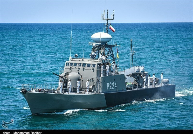 Iran Sends Warships To Gulf Of Aden As Clashes For Yemen's Al-Hudaydah Continue