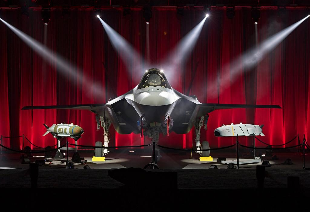 Turkey Formally Gets First F-35 Stealth Fighter, But In Fact Jets To Be Delivered Only In 2020