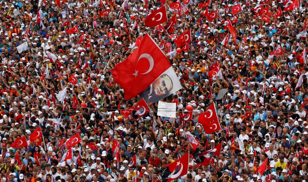 Election Day In Turkey: Erdogan Aims To Retain Presidency (UPDATES)