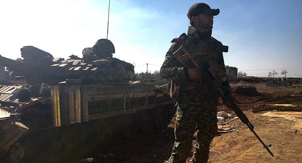 Senior IRGC Commander Killed In Syria - Reports