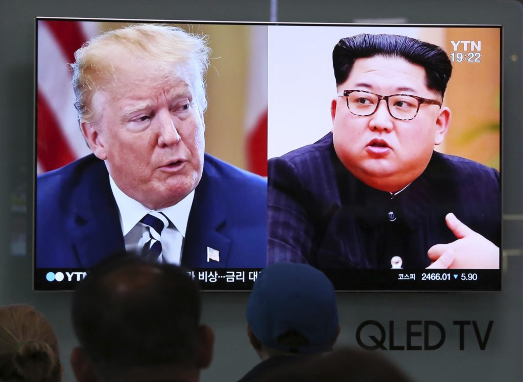 Kim's Letter to Trump. The Singapore Summit Is On, Without the Signing of a Formal Peace Agreement?