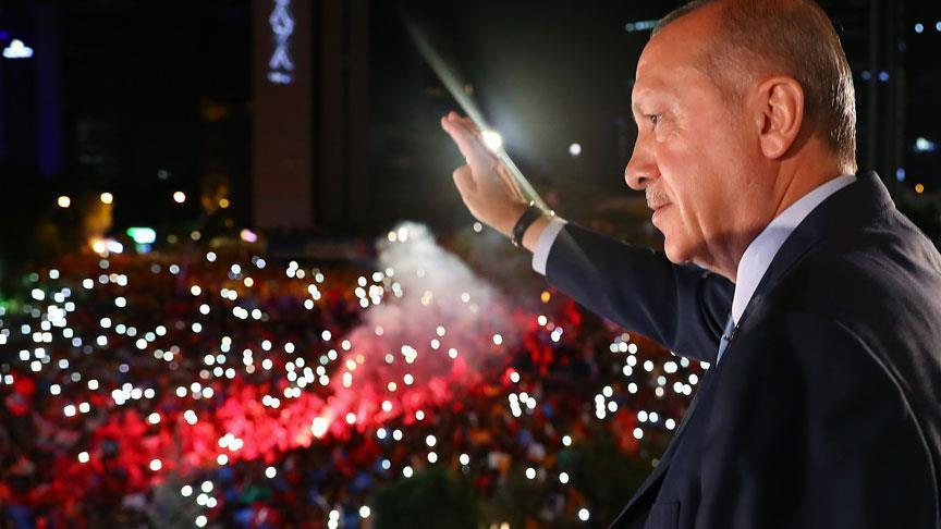 Turkish Electoral Council: Erdogan Wins Absolute Majority In Presidential Election