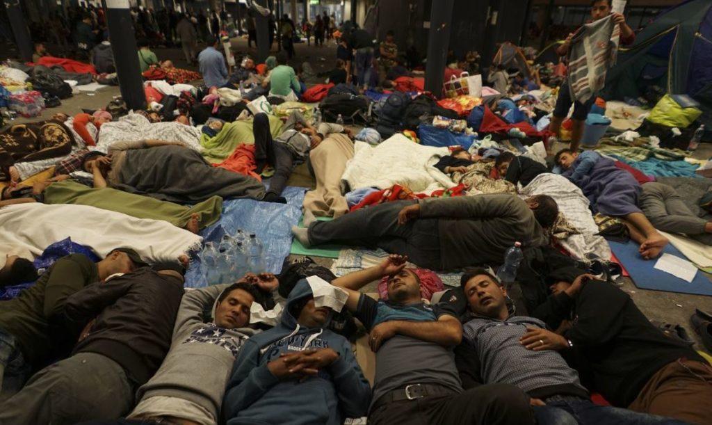 How the US, Under Obama, Created Europe's Refugee Crisis