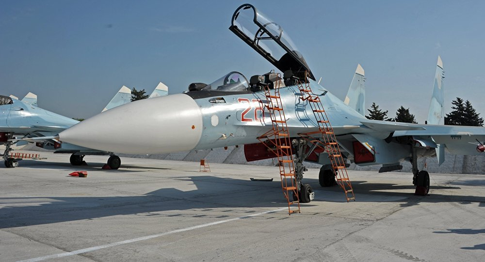 Russian Aerospace Force Uses Syrian Operation Combat Experience In New Pilots' Training