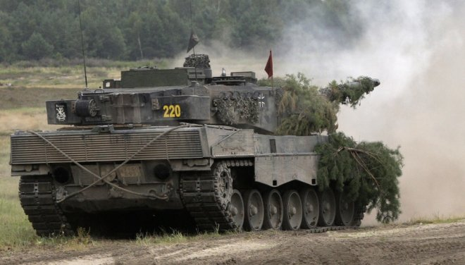 9 European States To Form Joint Military Intervention Force