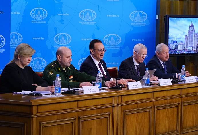 Russia Slams Western-backed Approach Of Investigating Chemical Weapons Usage In Syria