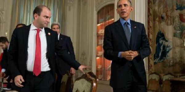 Ben Rhodes Admits Obama Armed Jihadists In Syria In Bombshell Interview