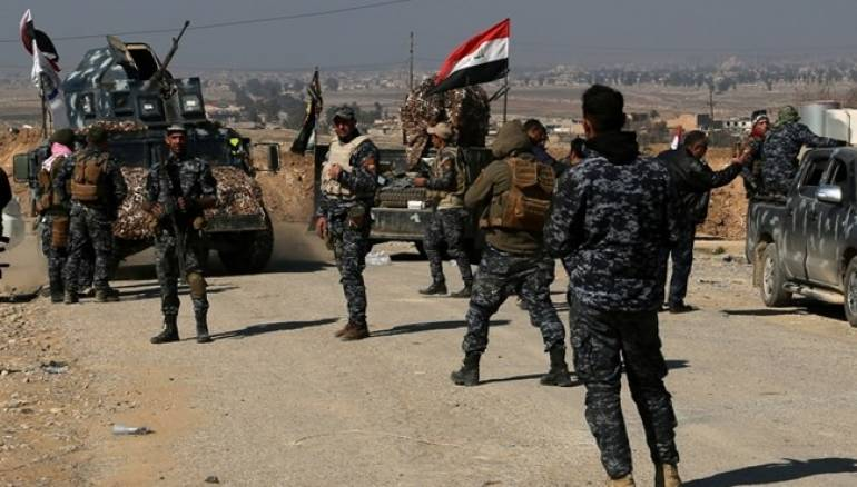 17 ISIS Militants Killed, 7 Police Servicemen Killed And Injured In Clashes Near Kirkuk And Mosul