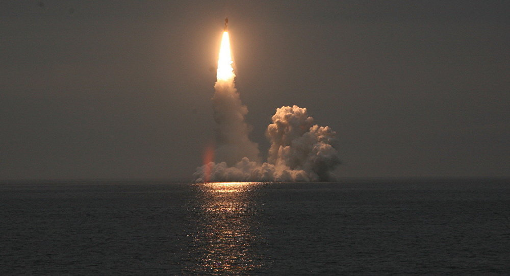 Bulava Intercontinental Ballistic Missile Enters Service With Russian Navy: Media