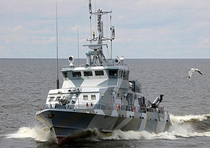 Russia Deployed 40 Military Boats, 2 Small Missile Ships In Azov Sea: Ukrainian Intelligence