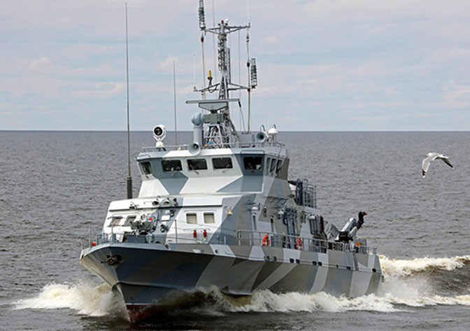 Russia Deployed 40 Military Boats, 2 Small Missile Ships In Azov Sea: Ukrainian Intelligence