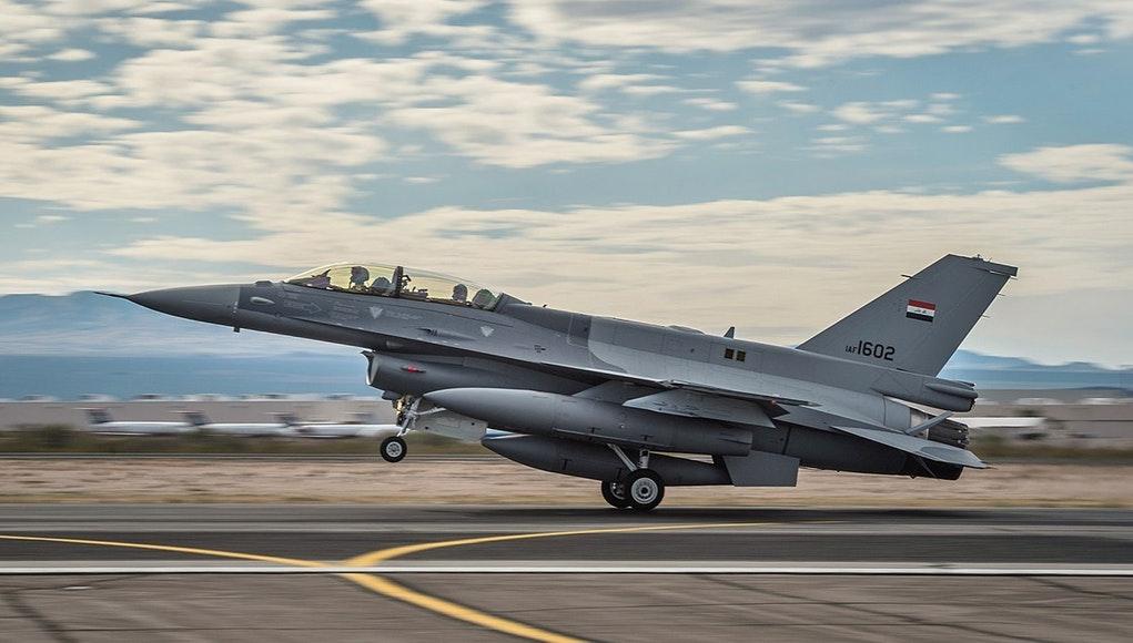 イラク空軍、ISIS司令部を破壊