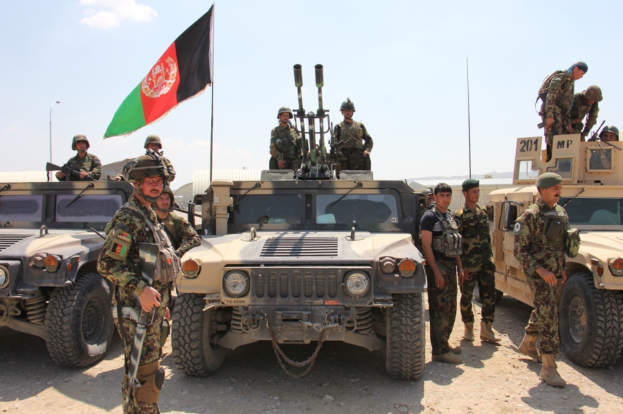 Afghan Government Announces Week-Long Ceasefire With Taliban