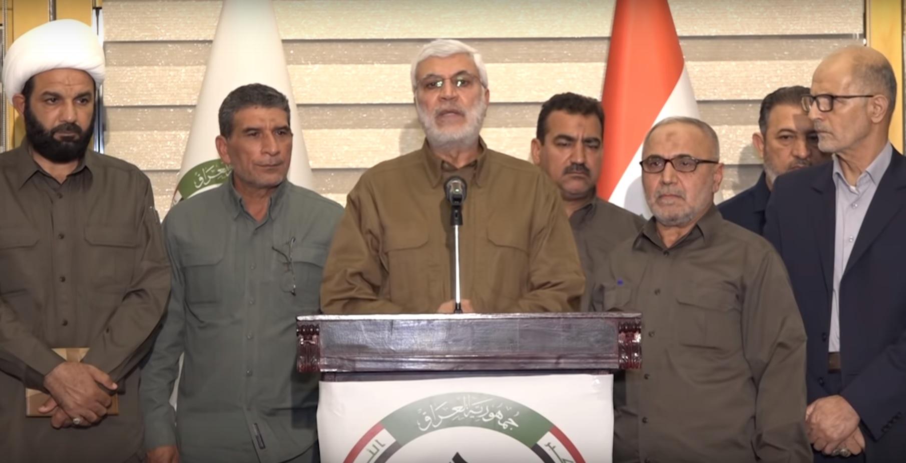 Not Israel: Iraqi PMU Accuses US-led Coalition Of Killing Its Fighters Near Al-Bukamal