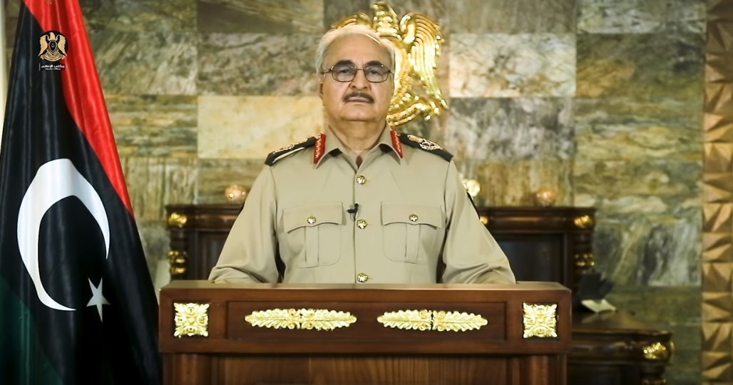 Libyan National Army Fully Captures Derna City