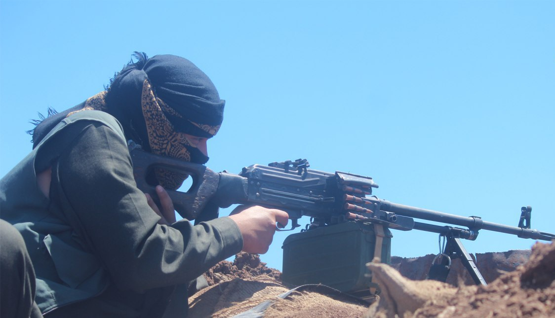 ISIS Cells Attack Positions Of Syrian Military In Eastern Al-Suwayda