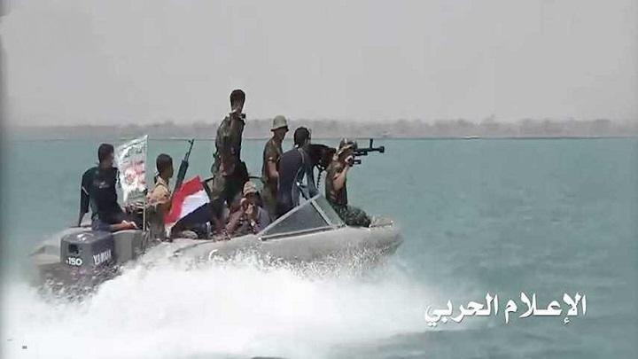 Yemeni Navy Foils Landing Attempt Of Saudi-led Coalition Near Al-Hudaydah