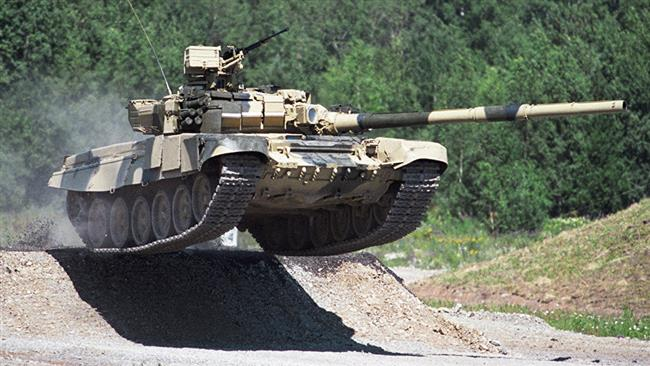 Iraq Receives 39 T-90C Battle Tanks From Russia