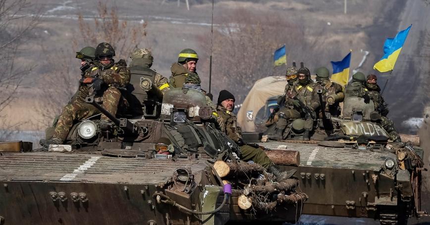 UNSC Adopts Resolution Condemning Escalation In Eastern Ukraine