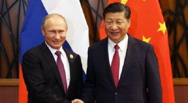 As G-7 Fractures In Canada, Putin Meets Xi In China