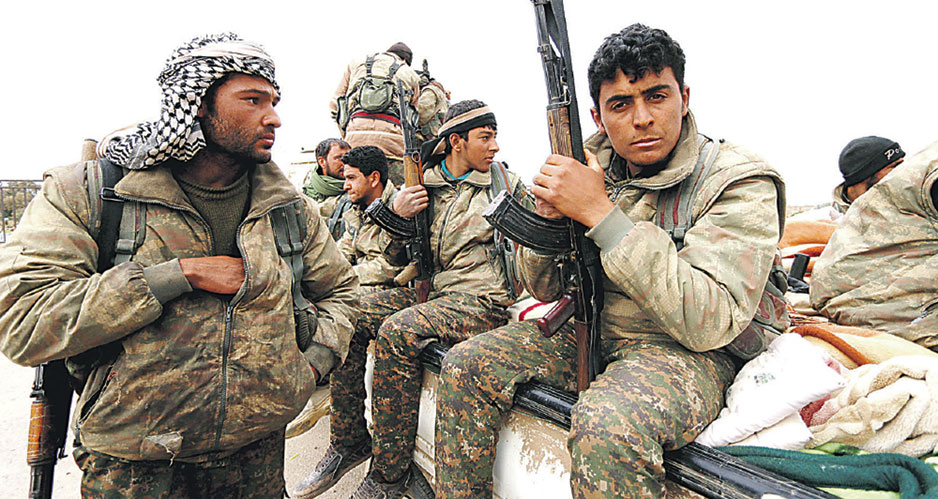 The Expendable Sunnis: Washington Seeks to Reach its Objectives in Syria at the Expense of Arab Monarchies