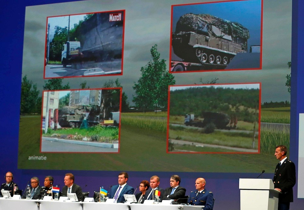 MH-17 Update: Is the JIT Investigating the Truth or Manufacturing it?