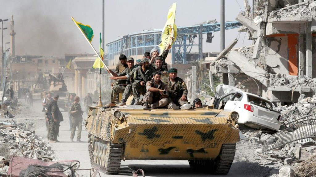 War of Annihilation: Amnesty's Investigation into the Siege of Raqqa reveals US, UK and France committed War Crimes