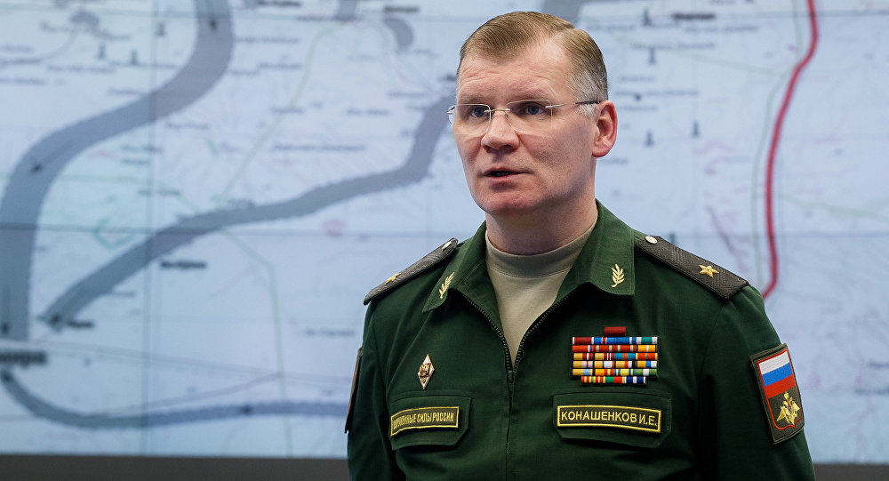 US-led Forces Are Preparing 'Chemical Weapons' Provocation In Syria's Deir Ezzor: Russian Military