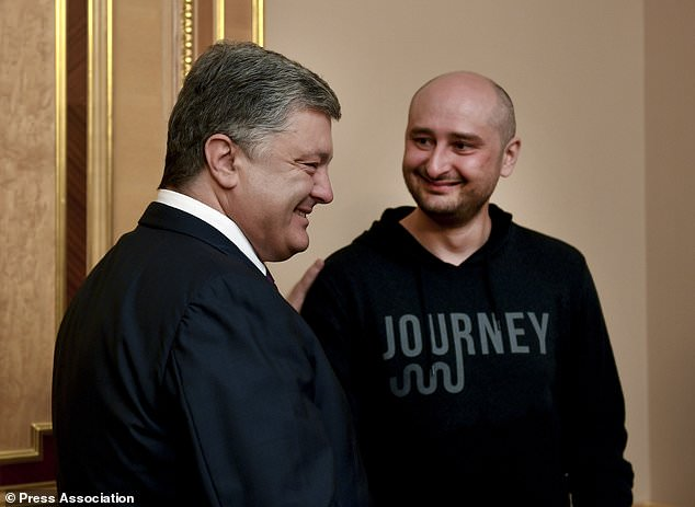 """""""Je suis Babchenko"""": From the Skripal Tragedy to the Babchenko Farce"""