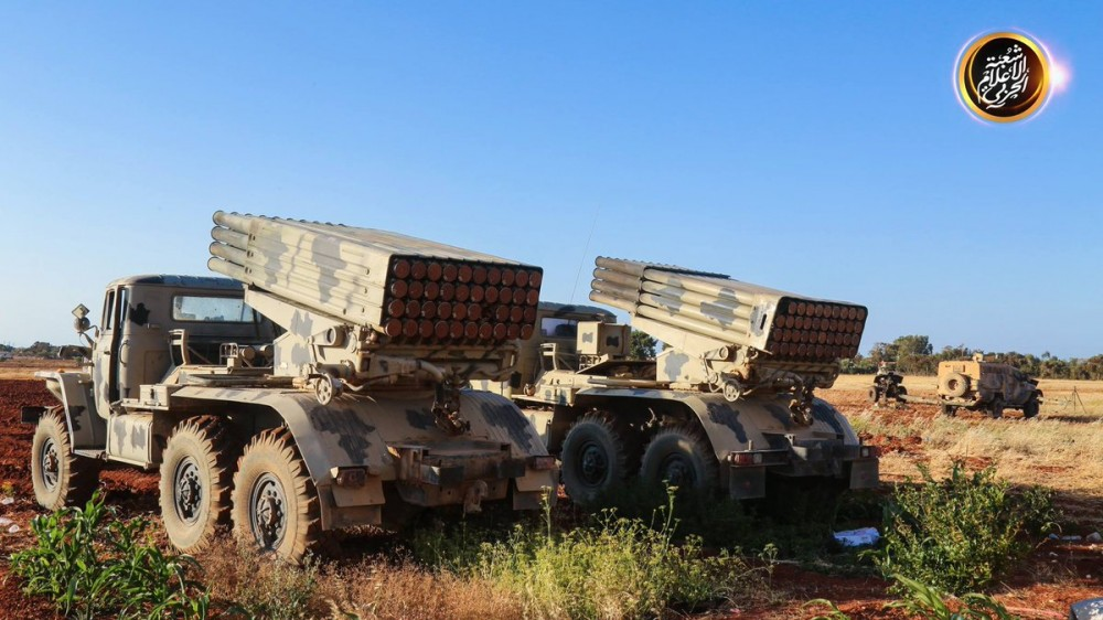 Libyan National Army Destroy Militant Arms Depots, Develop Advance In Derna (Photos, Map)