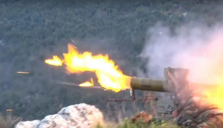Syrian Army Kills Several Free Syrian Army Fighters With Kornet ATGM